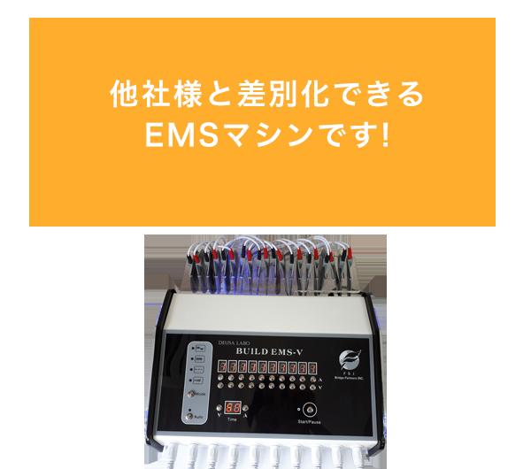 BUILD EMS-V